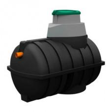 Емкость подземная накопительная Rostok U3000
