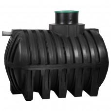 Емкость накопительная Aquatech AquaStore-5 (AS-5) 5000л (черная), шт