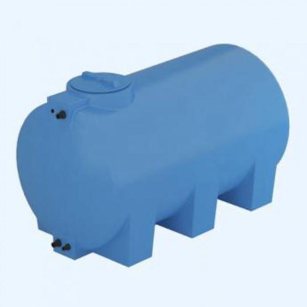 Бак пластиковый для воды Aquatech ATH 500 500 л с поплавком (синий), шт