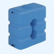 Бак пластиковый для воды Aquatech ATP-1000 1000 л с поплавком (синий), шт