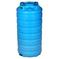 Бак пластиковый для воды Aquatech ATV-1500 BW 1500 л с поплавком (сине-белый), шт
