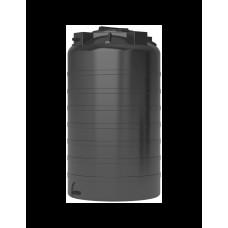 Бак пластиковый для воды Aquatech ATV-500 500 л с поплавком (черный), шт