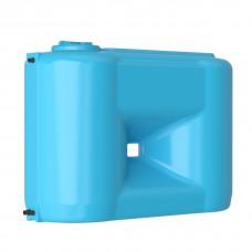 Бак пластиковый для воды Aquatech Combi W-1100 BW 1100 л с поплавком (сине-белый), шт