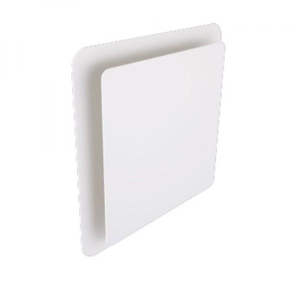 Диффузор дизайнерский Q квадрат белый Blizzard