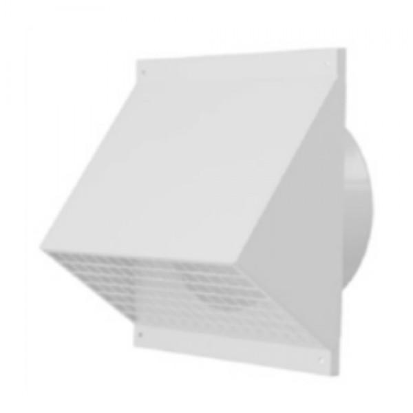 Клапан короткий для Ø 125 для Blizzard RE 180 белый