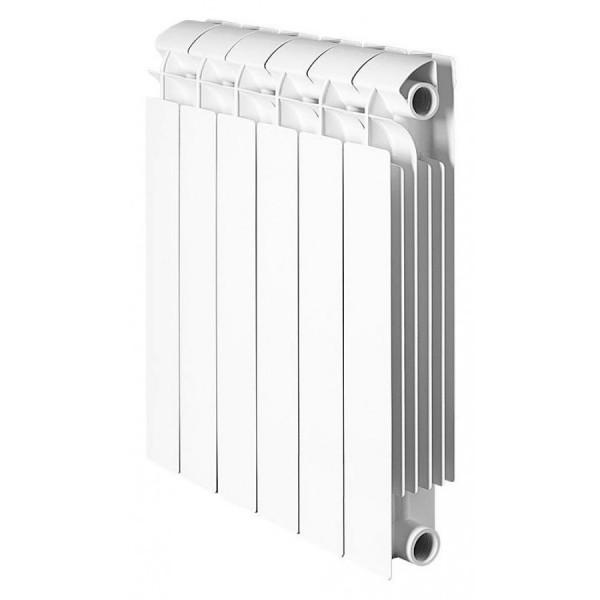 Радиатор алюминиевый Global VOX 500 2676 серый x10