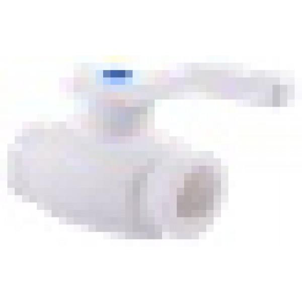 Кран шаровой Sanext PPR полнопроходной  20 Белый