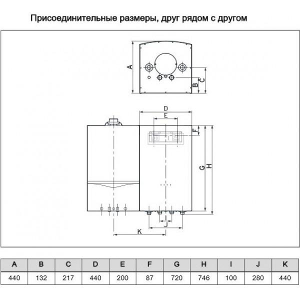 Водонагреватель Vaillant uniSTOR VIH R 200/6 В