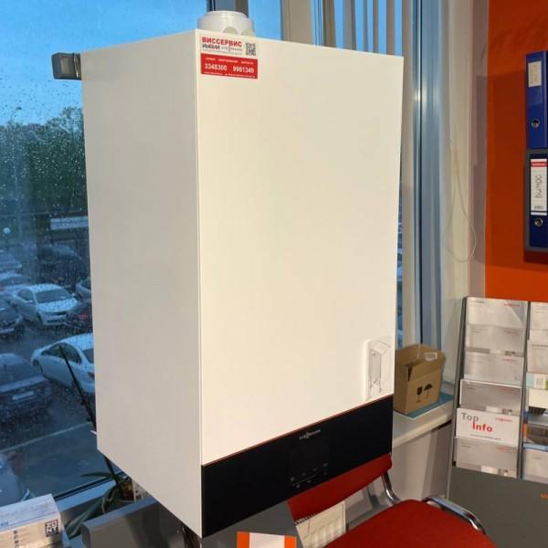 Котел газовый Viessmann Vitodens 100-W Z020621 32 кВт