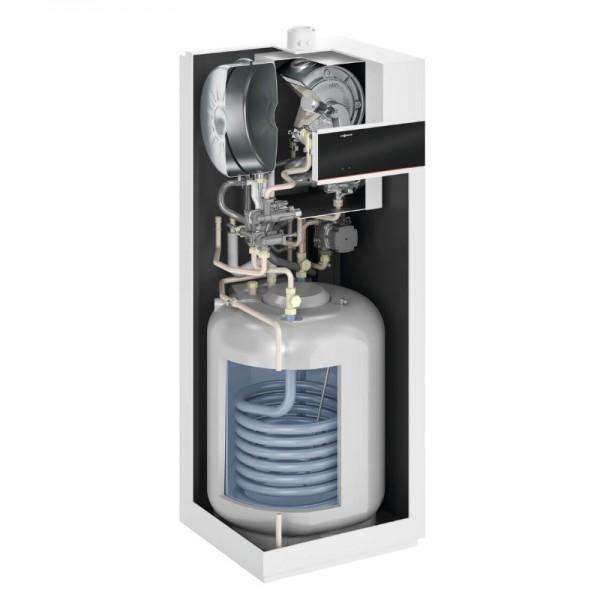 Котел газовый Viessmann Vitodens 222-F B2SF 25 кВт
