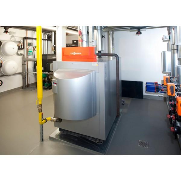 Котел газовый Viessmann Vitocrossal CIB блок Z017742 240 кВт