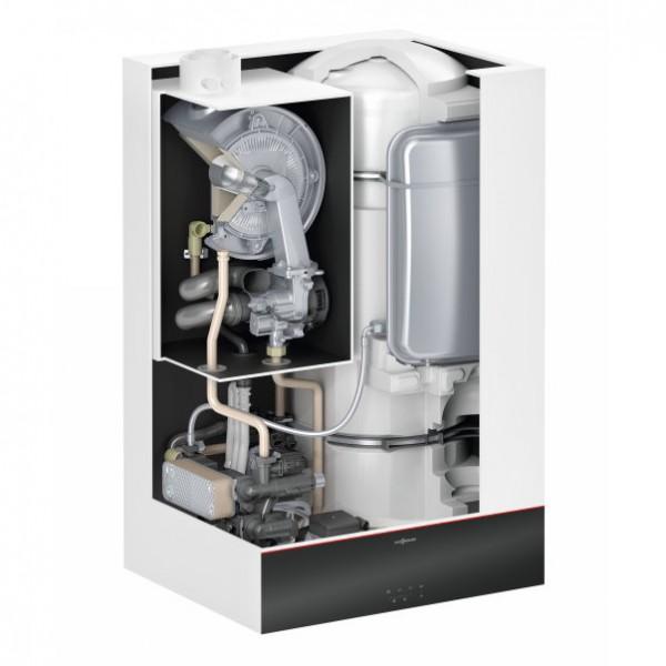 Котел газовый Viessmann Vitodens 111-W B1LF 19 кВт