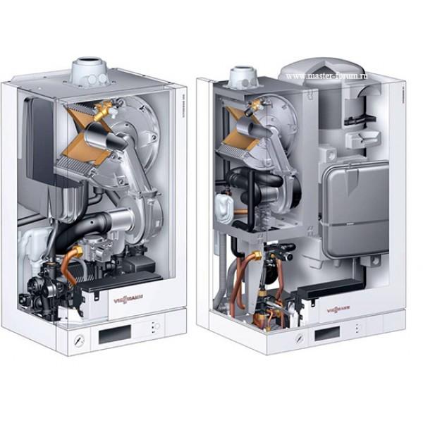 Котел газовый Vitodens 111-W B1LD030 4,7-26,0 (4,3-23,7) кВт