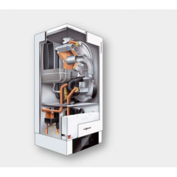 Котел газовый Viessmann Vitodens 200-W B2HF-19 19 кВт