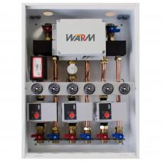 Компактный тепловой узел WARM HydroMix 35 кВт PK0004