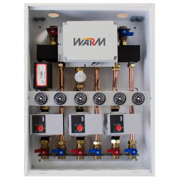 Компактный тепловой узел WARM HydroMix 35 кВт PK0006